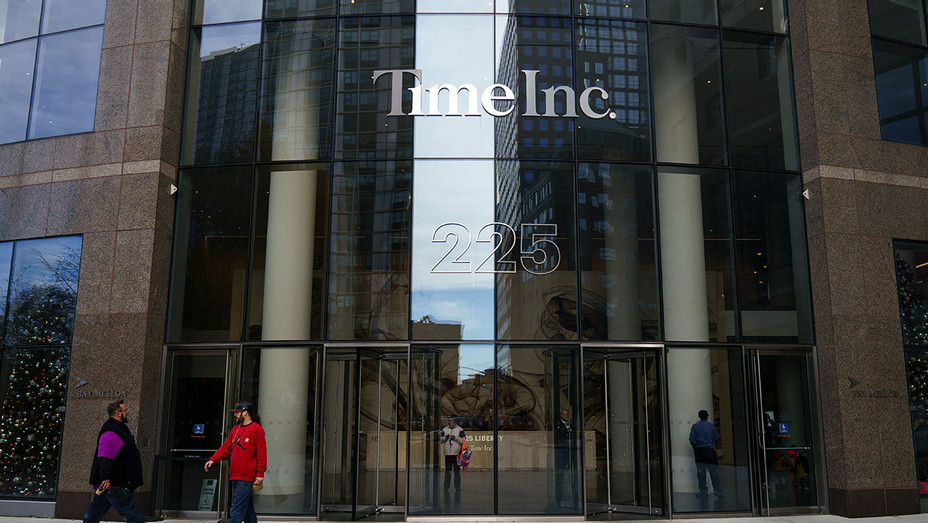 Time Inc Building - Getty - H 2017