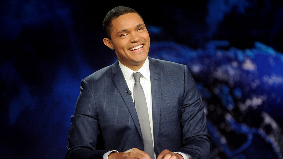 Late Night Host -Trevor Noah - Comedy Central  - Publicity - H 2017
