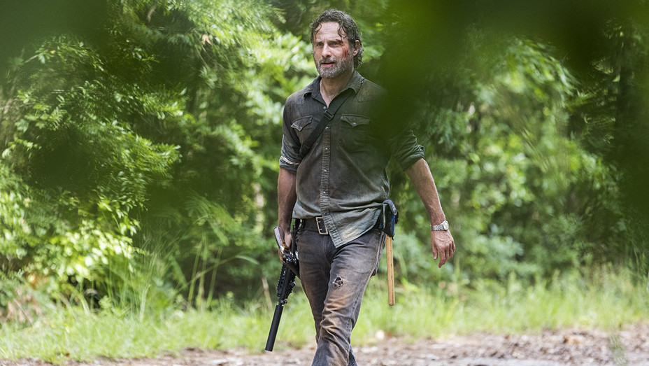 Walking Dead -Season 8, Episode 6  -Andrew Lincoln -Publicity-H 2017