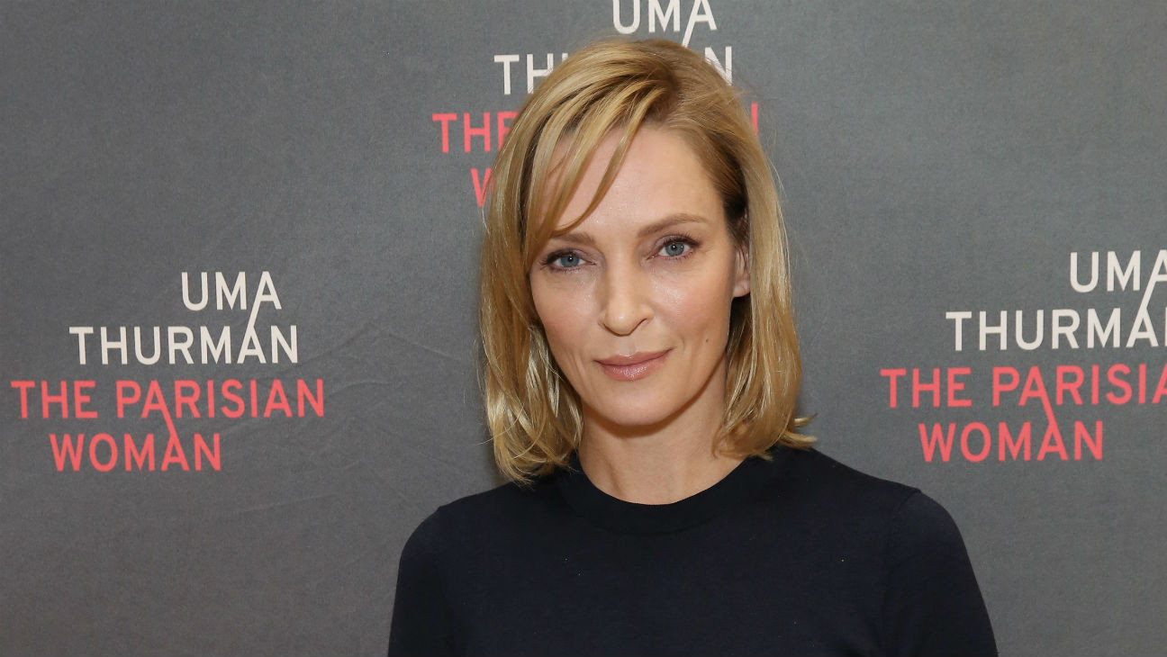 Uma Thurman To Harvey Weinstein You Don T Deserve A Bullet Hollywood Reporter