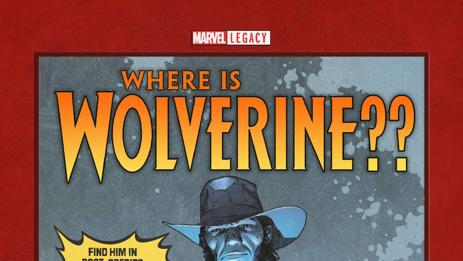 Where is Wolverine?? Teaser Poster - Publicity - P 2017