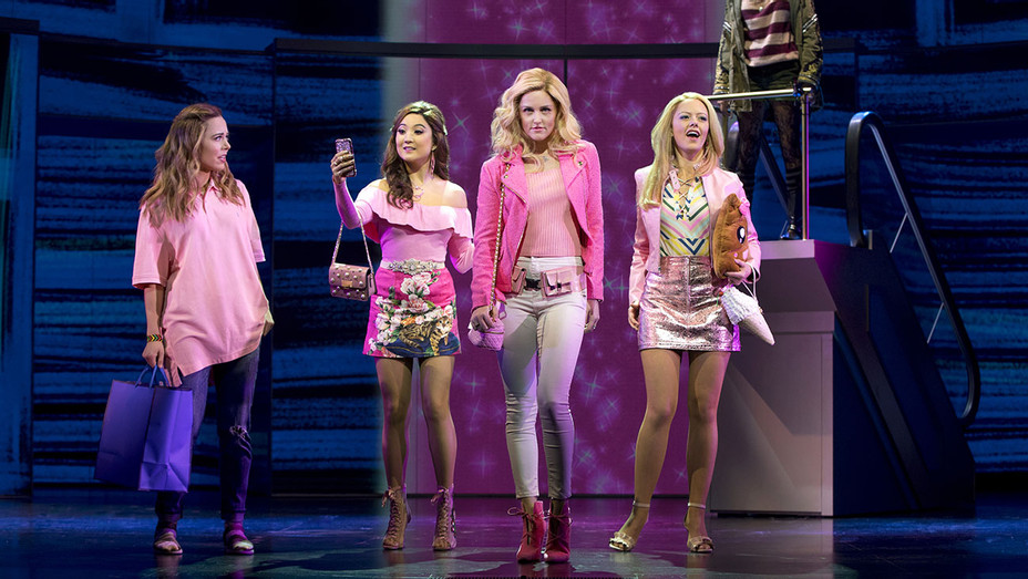 Mean Girls - Stage Production 1- Publicity -H 2017