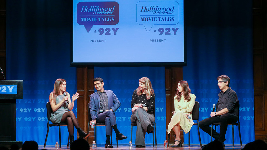 92nd Street Y Presents 'The Big Sick' - panel- Publicity-H 2017