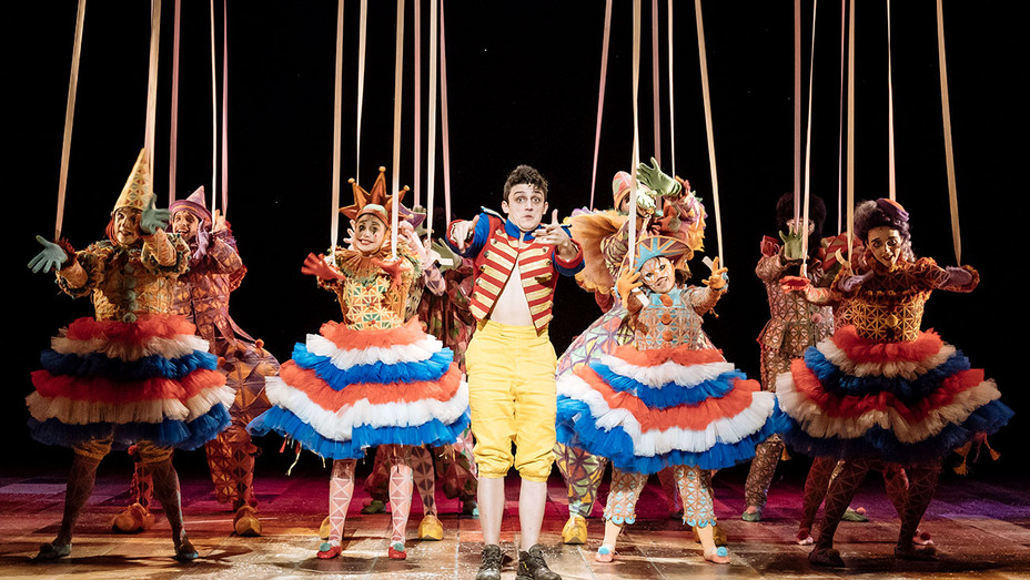 Pinocchio at London National Theatre -Publicity- H 2017