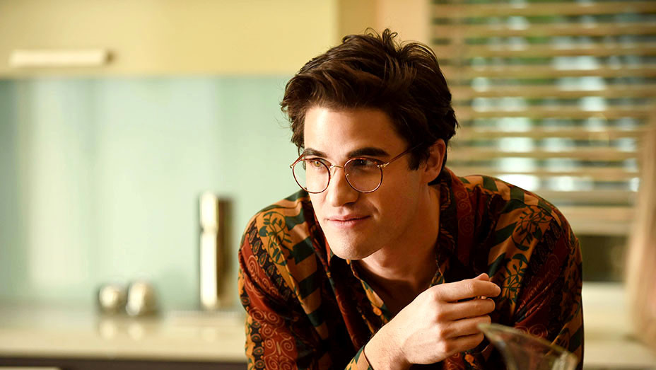 Versace: American Crime Story -Darren Criss as Andrew Cunanan- Publicity- EMBED 2017