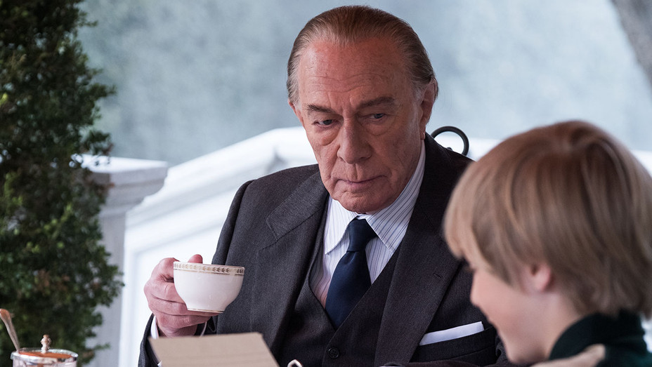 All the Money in the World Still Christopher Plummer - Publicity - H 2017