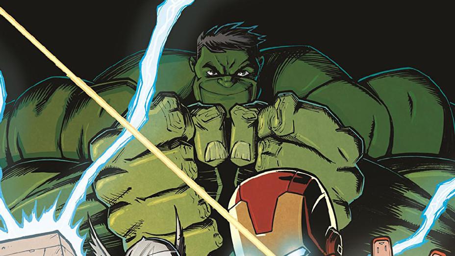 Avengers Back to Basics Art - Publicity - P 2017