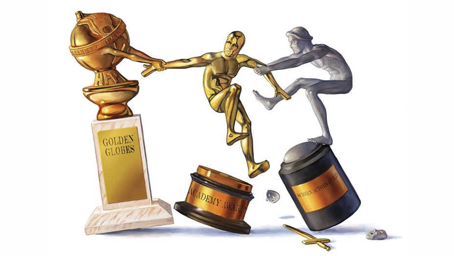 Awards Season's Age of Disruption -Illustration by Matt Collins - H 2017