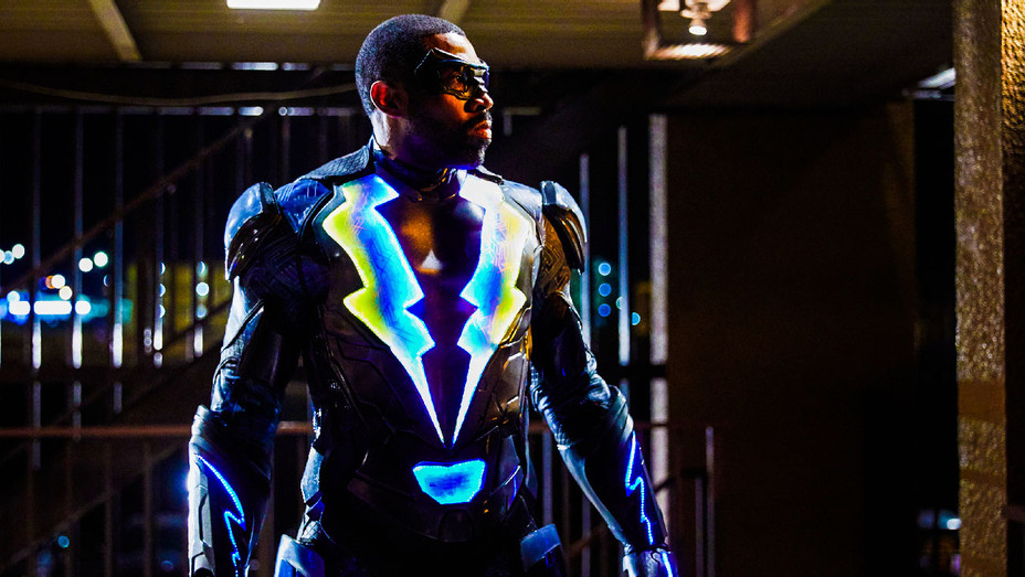 Black Lightning Still Cress Williams - Publicity - H 2017