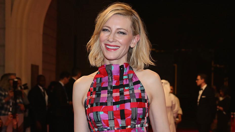 Cate Blanchett Dubai - Getty - H 2017