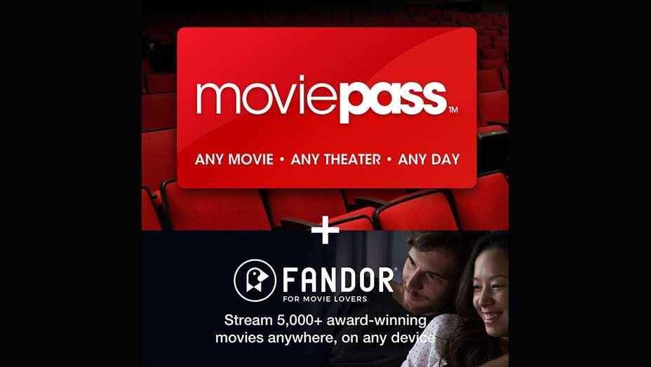 MoviePass and Fandor Partner - Publicity-H 2017