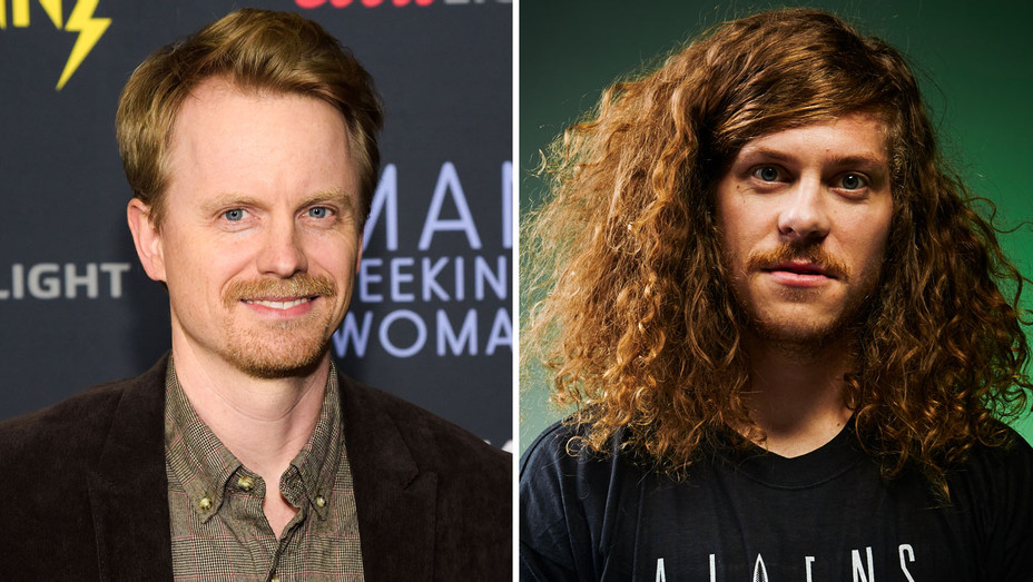 David Hornsby and Blake Anderson - Split - Getty - H 2017