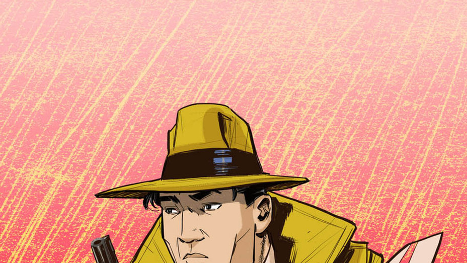 Dick Tracy Cover - Publicity - P 2017