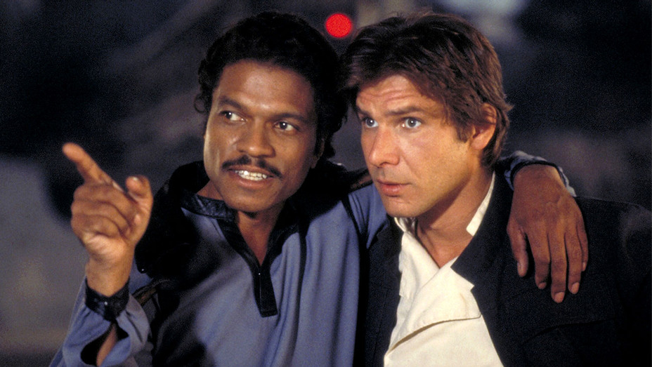 Star Wars Episode V: The Empire Strikes Back (1980) - Billy Dee Williams -Harrison Ford -Photofest- H 2017