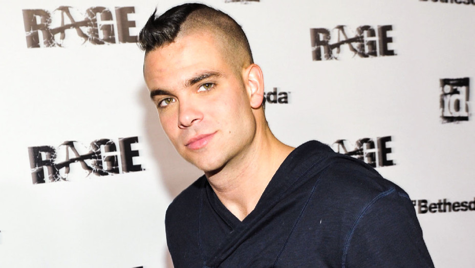 Mark Salling - 2011 RAGE Launch Party - Getty - H 2017