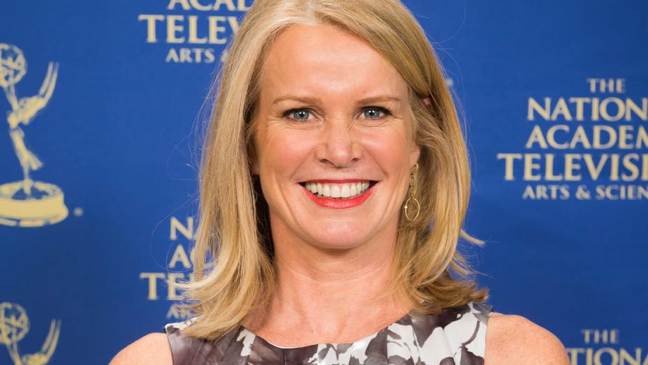 Katty Kay - 2013 3th Annual News & Documentary Emmy Awards - Getty - H 2017