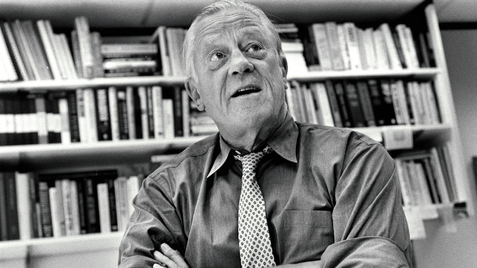 Ben Bradlee 1995 - One Time Use Only - Getty - H 2017