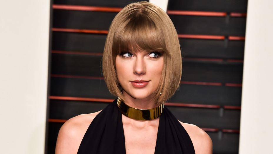 Taylor Swift - 2016 Vanity Fair Oscar Party - Getty - H 2017