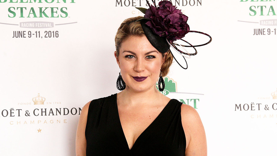 Mallory Hagan - The 148th Belmont Stakes - Getty - H 2017