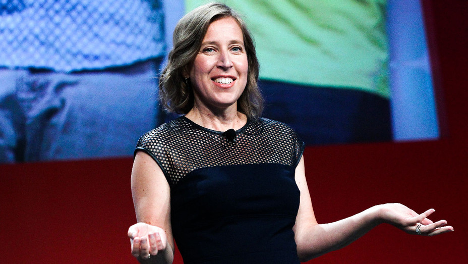 Susan Wojcicki - 2016 VidCon - Getty - H 2017