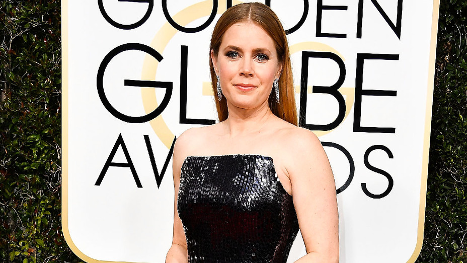 Amy Adams - 74th Annual Golden Globes - Getty - H 2017