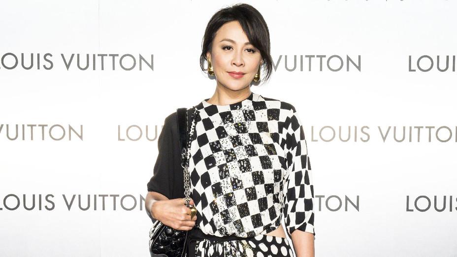 Carina Lau - Time Capsule Louis Vuitton Exhibition - Getty - H 2017