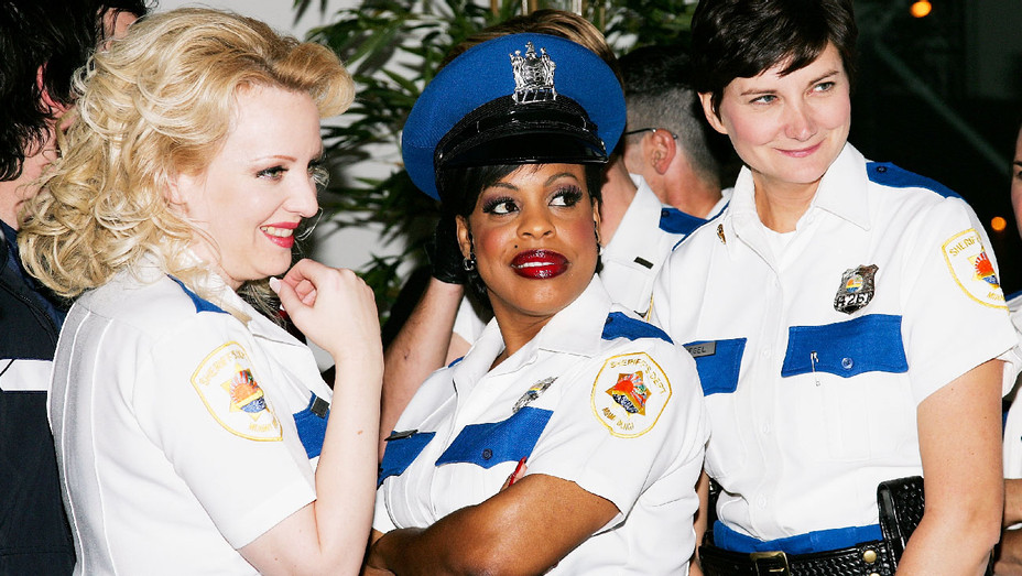Wendi McLendon-Covey, Niecy Nash and Kerry Kenney-Silver - Reno 911!: Miami Screening - Getty - H 2017