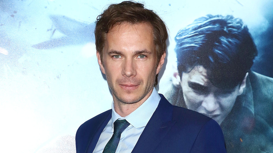 "James D'Arcy attends the ""DUNKIRK"" New York premiere - Getty-h 2017"