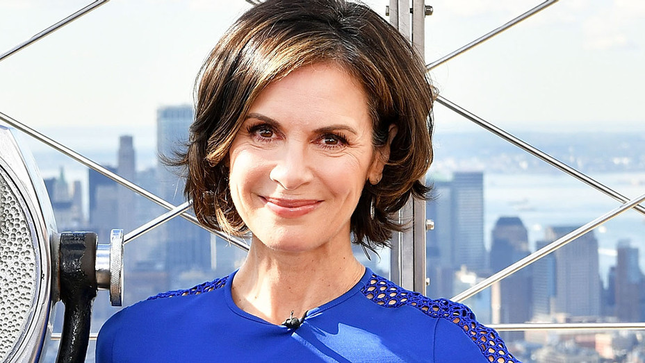 Elizabeth Vargas - The Empire State Building - September 29, 2017 - Getty-H 2017
