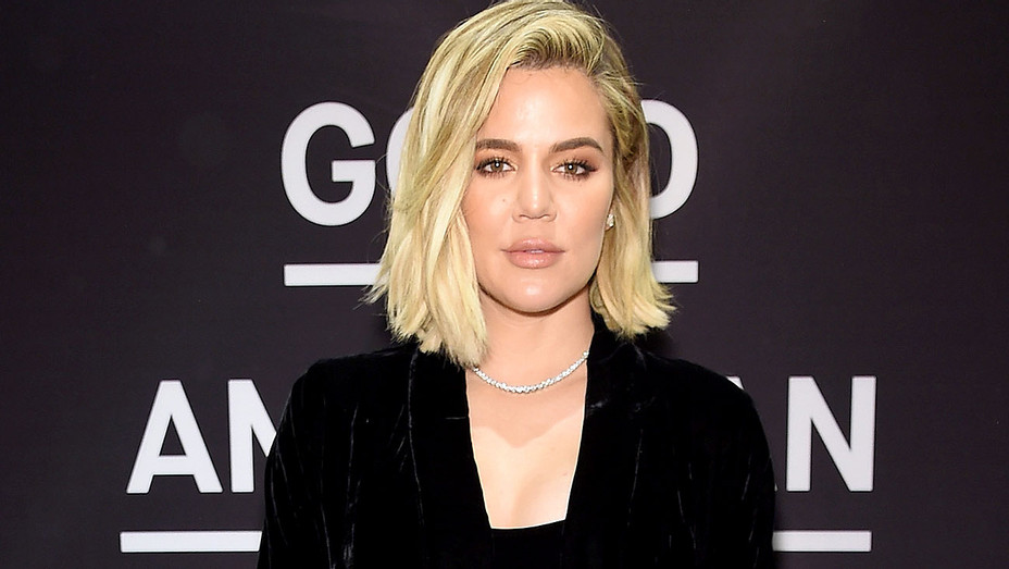 Khloe Kardashian celebrates the launch of Good American with Emma Grede - Getty-H 2017