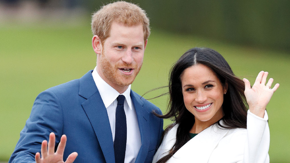 Prince Harry and Meghan Markle - Engagement Announcement - Getty - H 2017