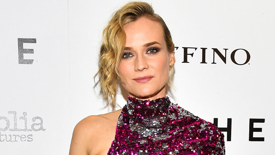 Diane Kruger - In the Fade New York Premiere - Getty - H 2017