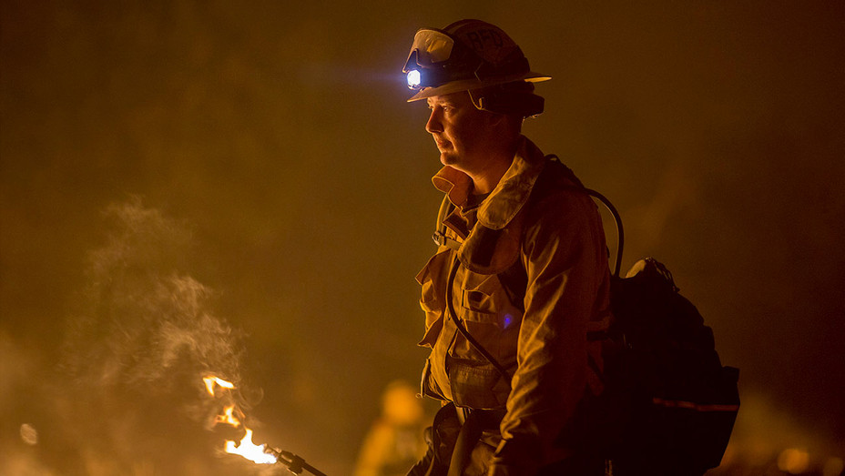 Firefighters use drip torches - effort to make progress against the Thomas Fire- Getty-H 2017