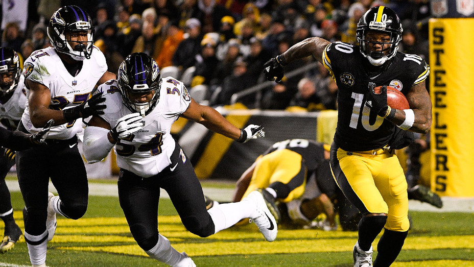 Baltimore Ravens v Pittsburgh Steelers December 10 2017 Game - Getty - H 2017