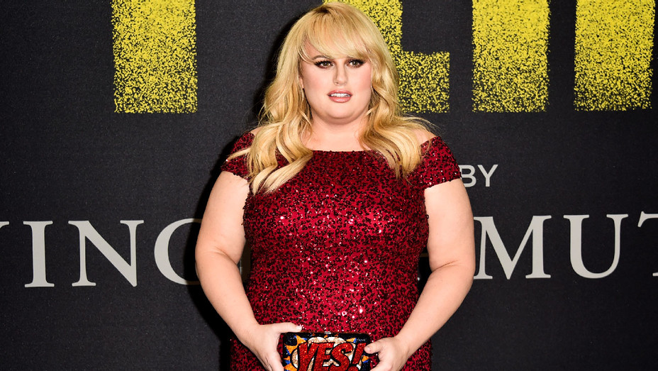 Rebel Wilson - Pitch Perfect 3 Premiere - Getty - H 2017