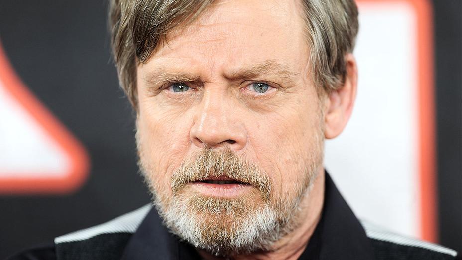 Mark Hamill - Star Wars: The Last Jedi Photocall - Getty - H 2017