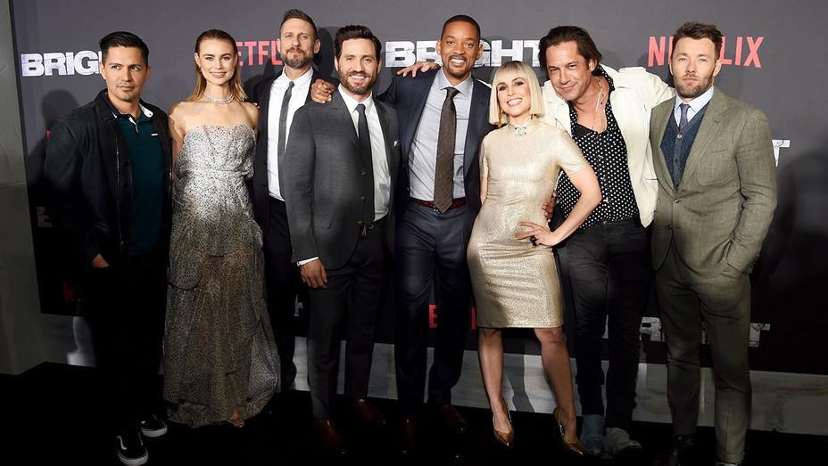 LA Premiere of Netflix Films BRIGHT  - Getty - H 2017