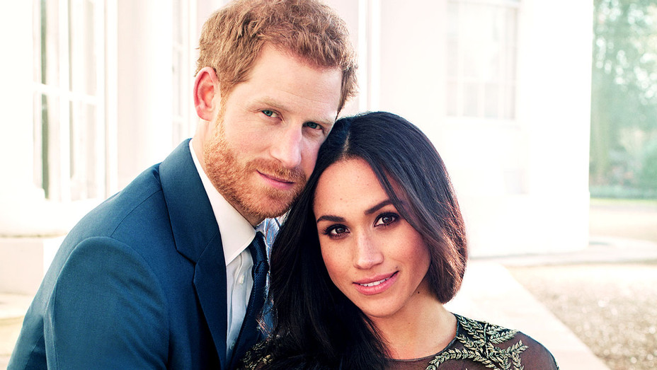 Prince Harry and Meghan Markle - Engagement photo December, 2017 -Getty-LIMITED USE-H 2017