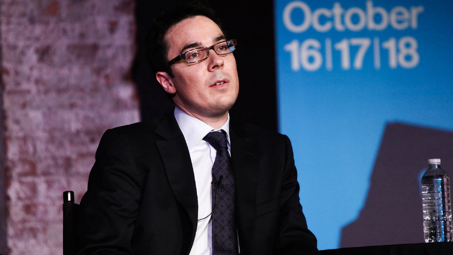 Ryan Lizza - 2009 The New Yorker Festival - Getty - H 2017