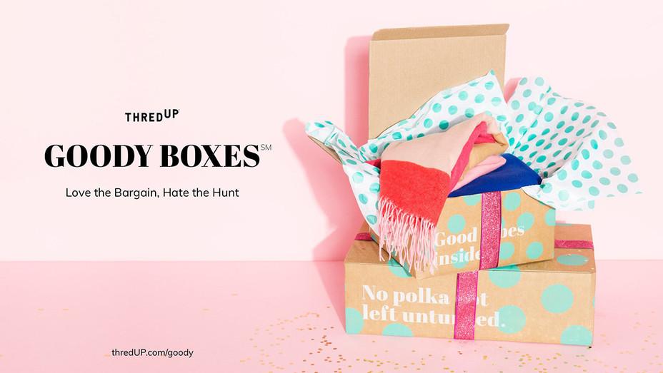 ThredUp Goody Box - Publicity - H 2017