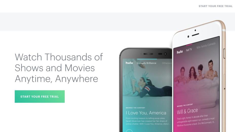 Hulu homepage - H - 2017