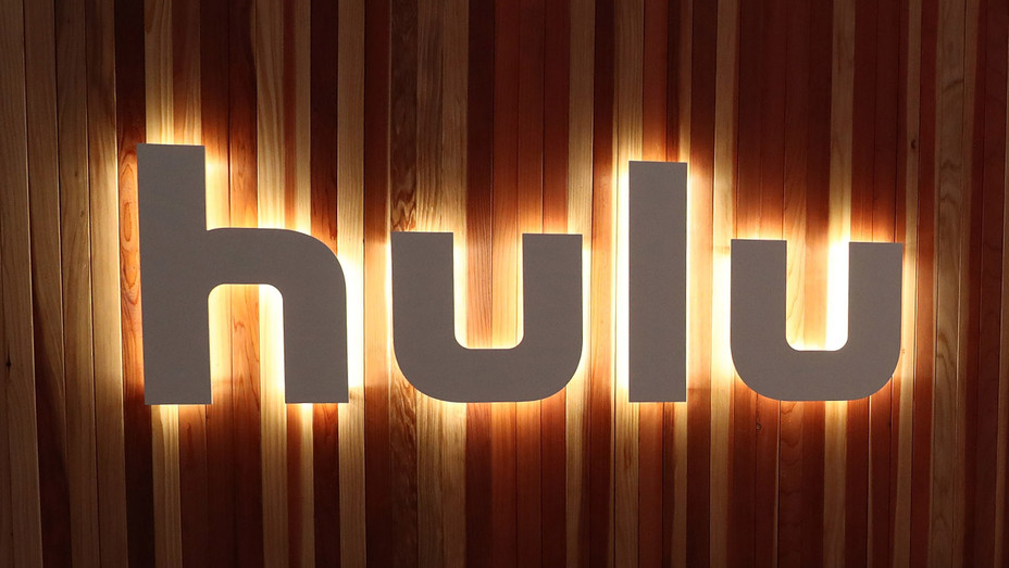 Hulu Sign Glow - Getty - H 2017