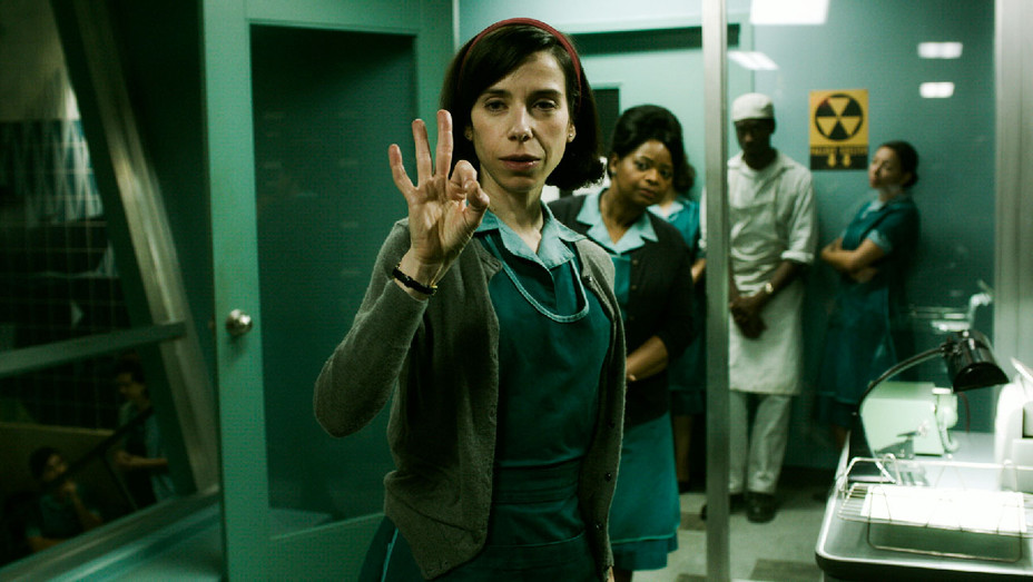 The Shape of Water Still - Publicity - H 2017