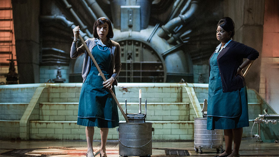 The Shape of Water Still 3 - Publicity - Embed 2017