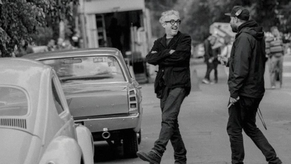 Alfonso Cuaron Mexico City - Publicity - H 2017