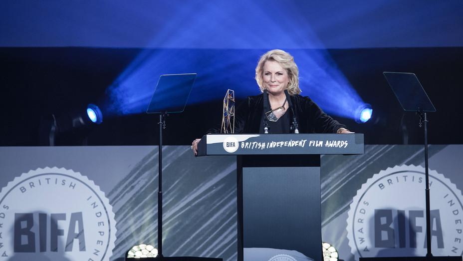BIFA Awards, Jennifer Saunders - H - 2017