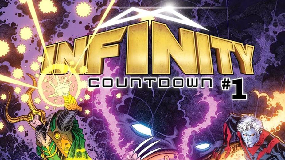 Infinity Countdown - Nick Bradshaw Marvel Entertainment - Publicity- P 2017