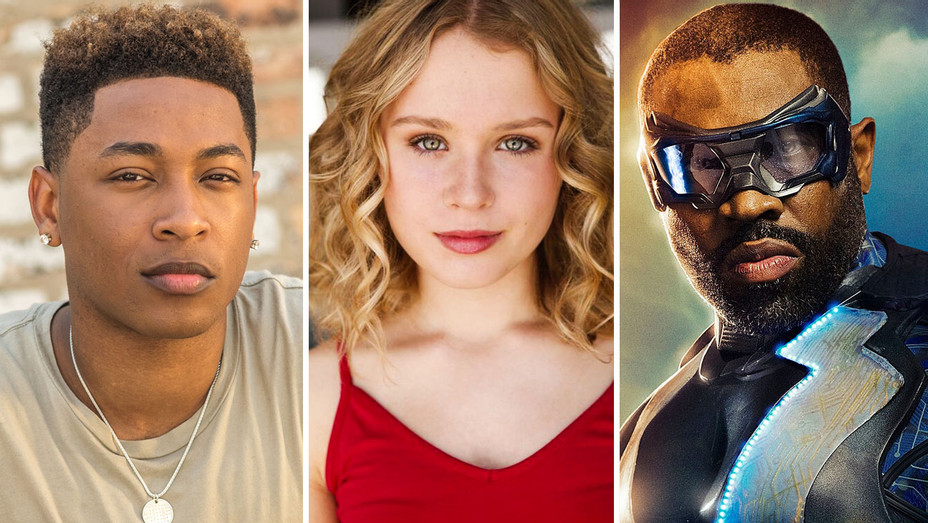 Jacob Lattimore, Eliza Scanlen and Cress Williams - Split - Publicity - H 2017