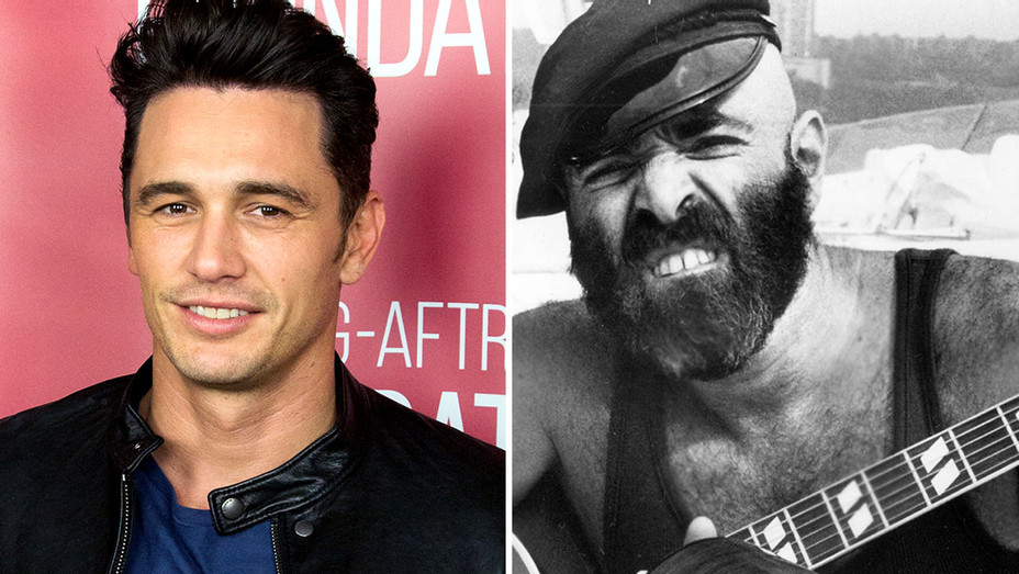 James Franco and Shel Silverstein -Getty-Photofest- Split-H 2017