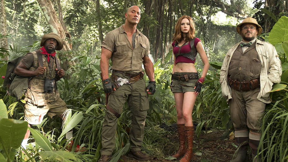 Jumanji: Welcome to the Jungle Still 1 - Publicity - H 2017